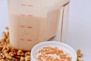Lapte-de-nuci